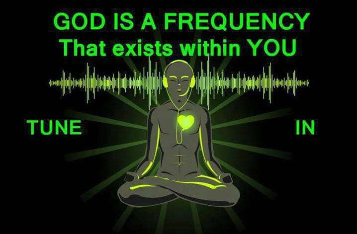 god frequency